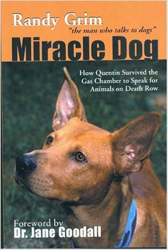 Miracle Dog – Book Cover