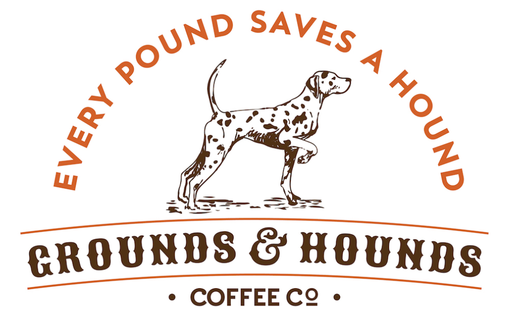 grounds for hounds new logo