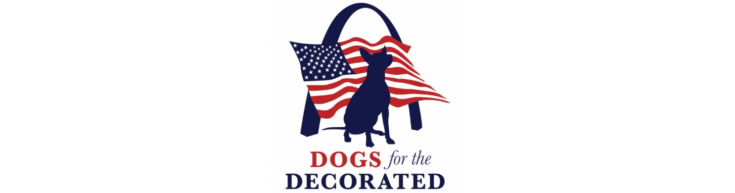 dogs for decorated logo banner